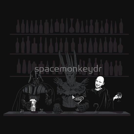 TShirtGifter presents: Dark Lord Happy Hour