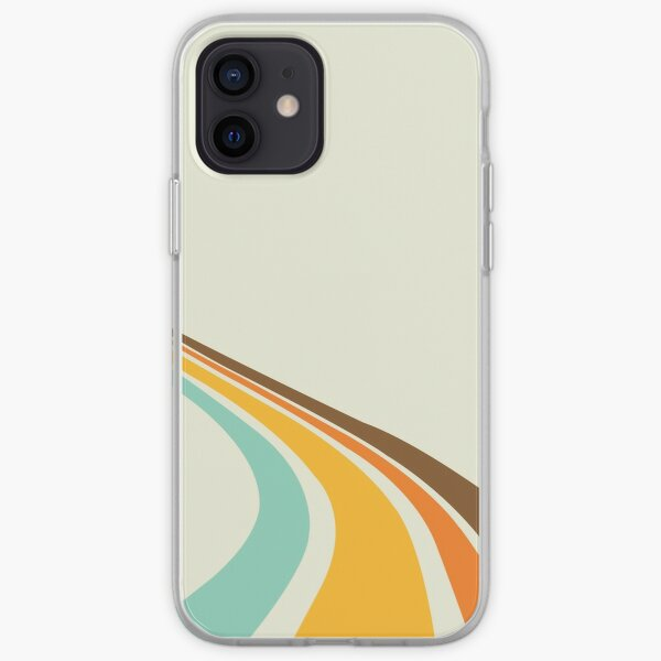 Rebirth Of The 70's No. 18 iPhone Soft Case