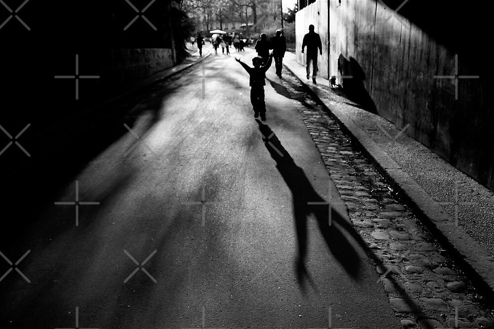 Tunnel? Run, run, run by Danica Radman