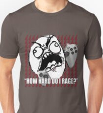 Video Game Rage Unisex T-Shirt
