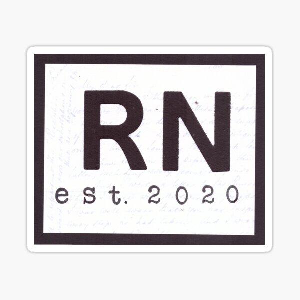 RN 2020 Sticker