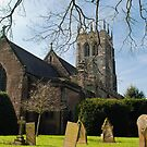 St Marys Church Gresely by Elaine123