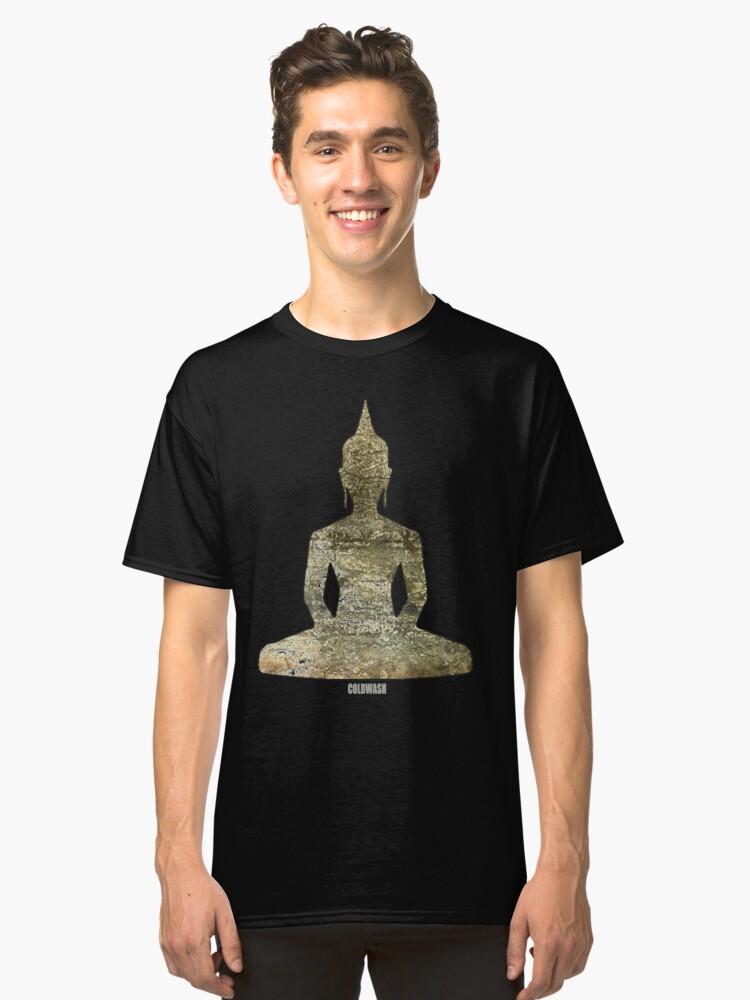STONE'd BUDDHA Classic T-Shirt Front
