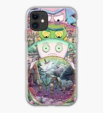 The Ricks Must Be Crazy iPhone Case