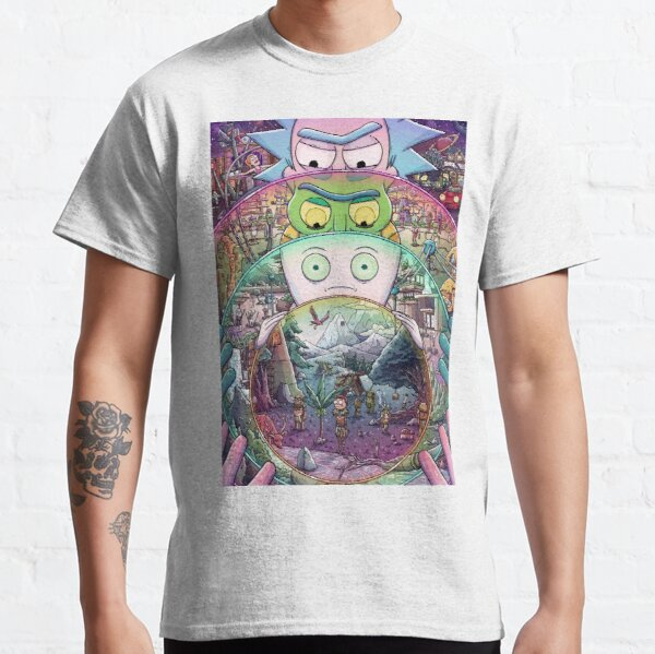 The Ricks Must Be Crazy Classic T-Shirt