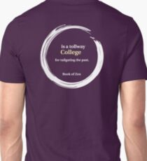 College Life Quote T-Shirt