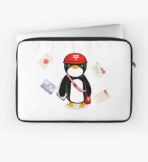 Penguin Postmaster Japan Laptop Sleeve