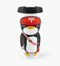 Penguin Postmaster Japan Travel Mug