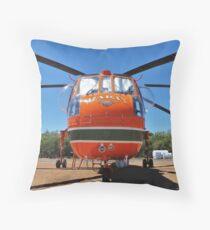 N243AC Erikson Sky Crane Throw Pillow