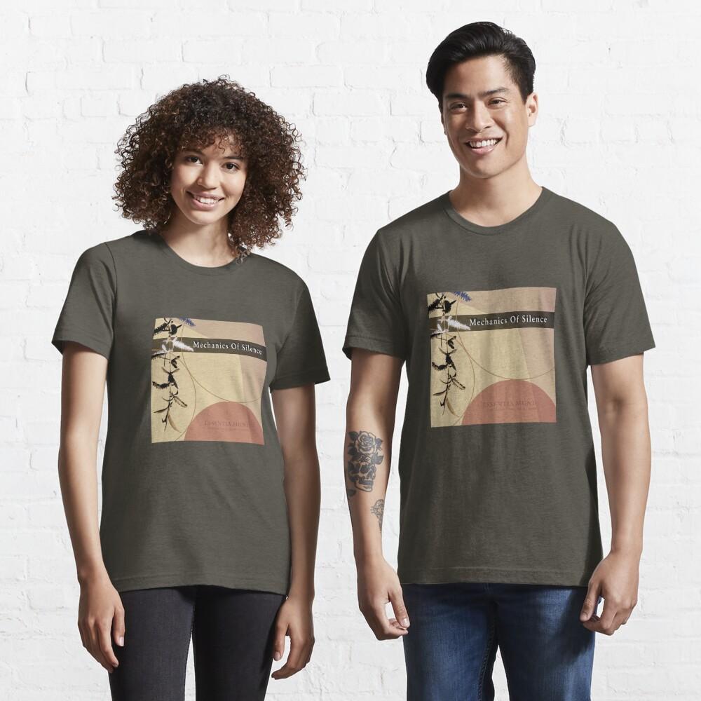 Mechanics Of Silence - Compilation Essential T-Shirt
