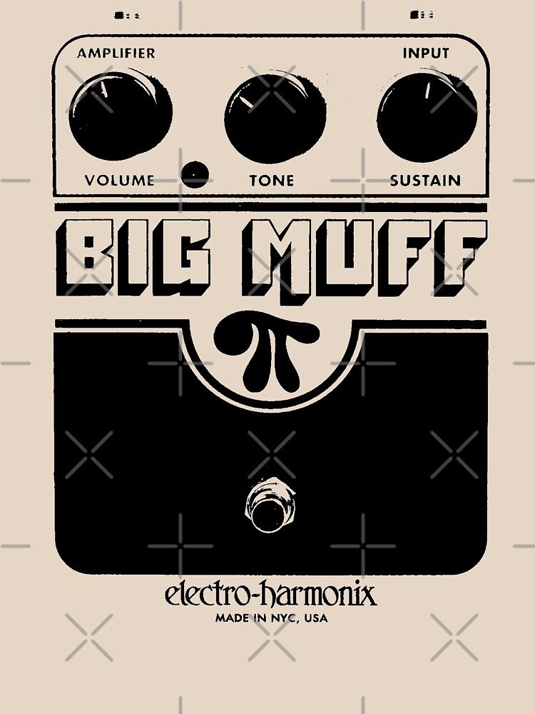 BIG MUFF by rippingthrash