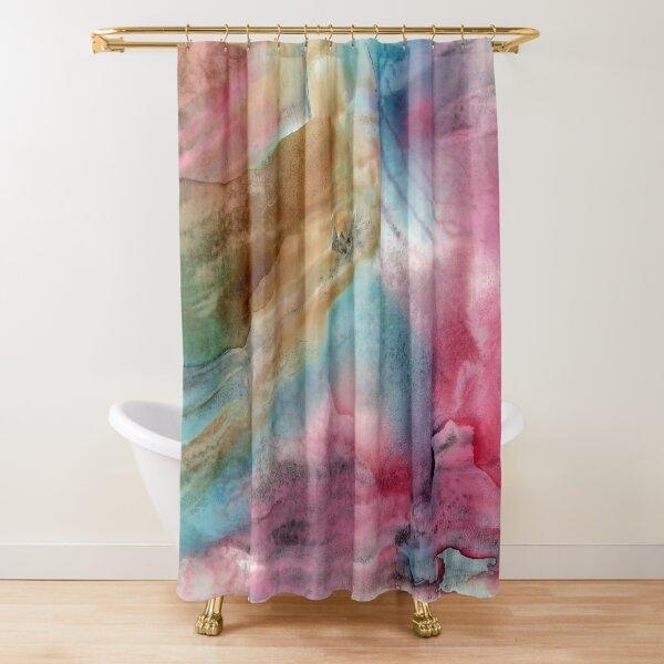 Spirit in the sky Shower Curtain