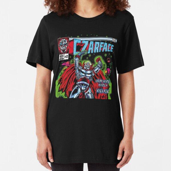 CZARFACE Slim Fit T-Shirt