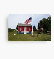 House of Patriots Canvas Print