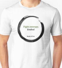 Evolution Life Quote T-Shirt