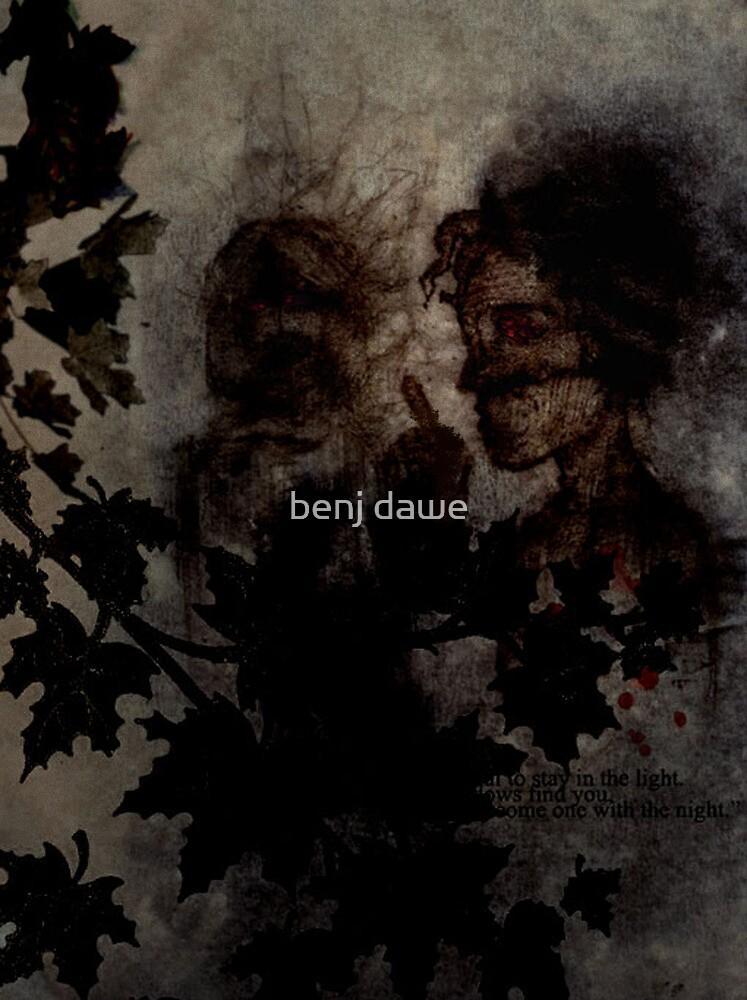 Shadow Boy by benj dawe