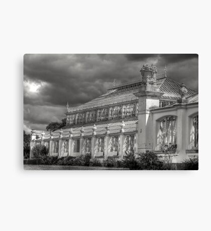 Temperate House Kew Gardens Canvas Print