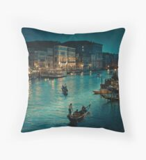 Venice Italy - Travel Throw Pillow