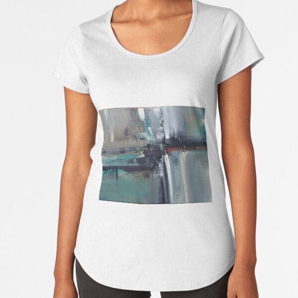Abstract art  Premium Scoop T-Shirt