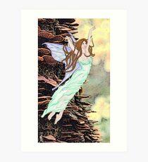 Levity (Lynsye Medalia) Art Print
