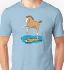 Welsh Mountain Pony Reflections Unisex T-Shirt