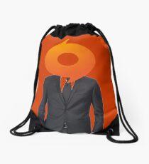 half man half origin Drawstring Bag