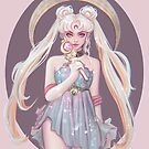 Bunny by Darktownart