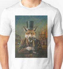 The Dapper Fox Unisex T-Shirt