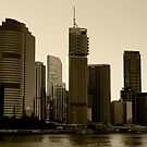 Brisbane skyscrapers by EblePhilippe