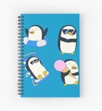 Summer Gunter Pattern! Spiral Notebook