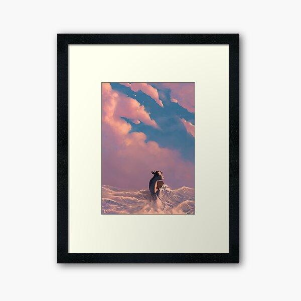 ACATS 2: Ocean Walker Framed Art Print