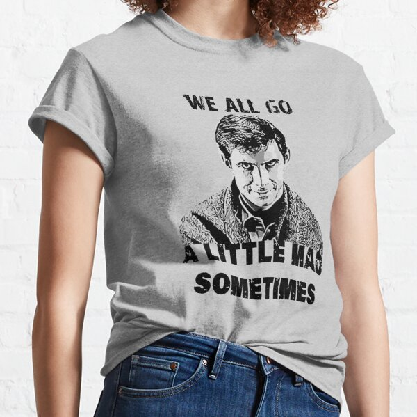 Norman Bates Camiseta clásica