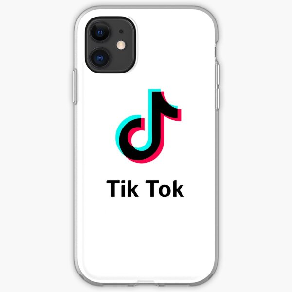 Copy of Best Seller Tik Tok Logo iPhone Soft Case