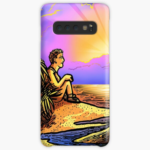 Right Side of the Island Samsung Galaxy Snap Case