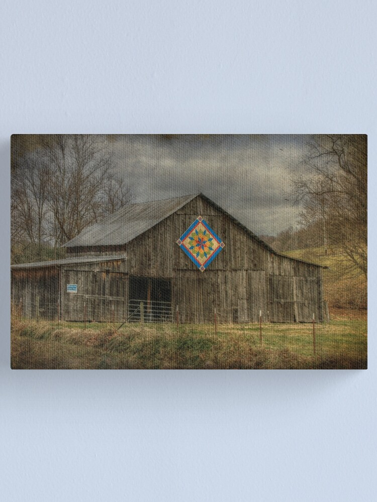 Alternate view of Dilapidated Beauty Canvas Print