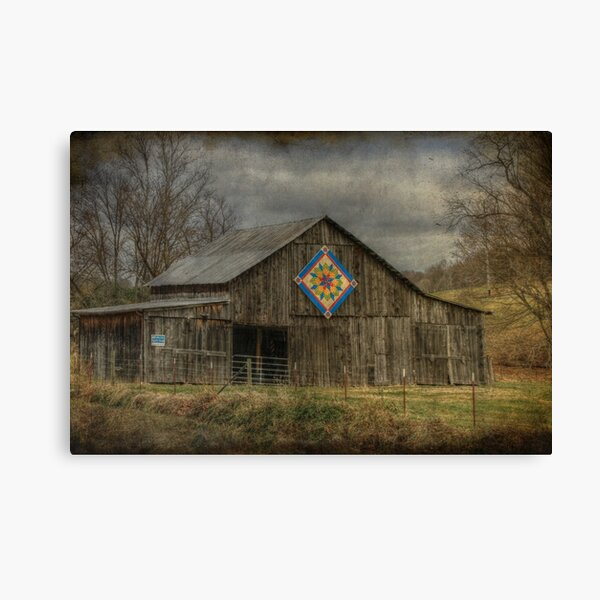 Dilapidated Beauty Canvas Print