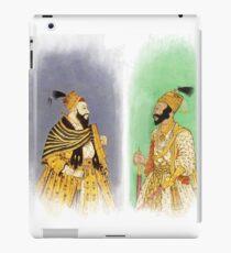 Mughal Emperors  iPad Case/Skin