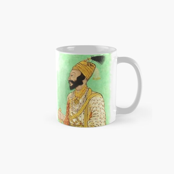 Mughal Emperors  Taza clásica