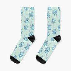 Bmo (Adventure Time) Socks