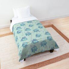 Bmo (Adventure Time) Comforter
