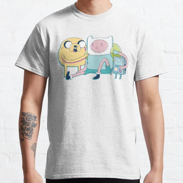 Adventure Friends (Adventure Time) Classic T-Shirt