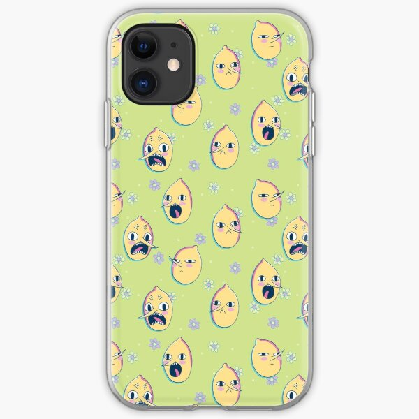 Earl of Lemongrab (Adventure Time) iPhone Soft Case