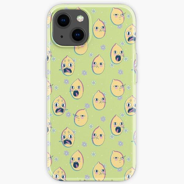 Earl of Lemongrab (Adventure Time) iPhone Soft Case