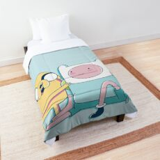 Adventure Friends (Adventure Time) Comforter