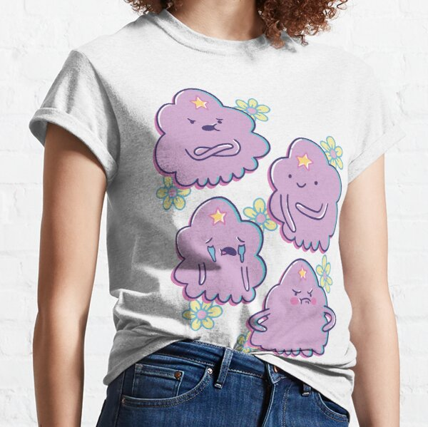 Lumpy Space Princess (Adventure Time) Classic T-Shirt