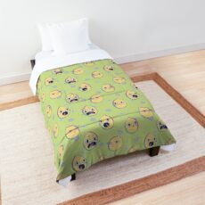 Earl of Lemongrab (Adventure Time) Comforter