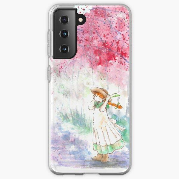 Anne of Green Gables Samsung Galaxy Soft Case