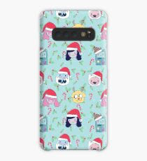 Christmas Friends (Adventure Time) Case/Skin for Samsung Galaxy