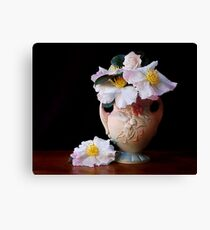 Antique Hull Vase Canvas Print