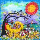 Springtime Fairies by Juli Cady Ryan